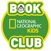 National Geographic Kids Book Club Badge