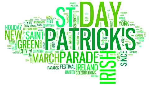 Get Your Green On! It's Almost Saint Patrick's Day Kids News Article