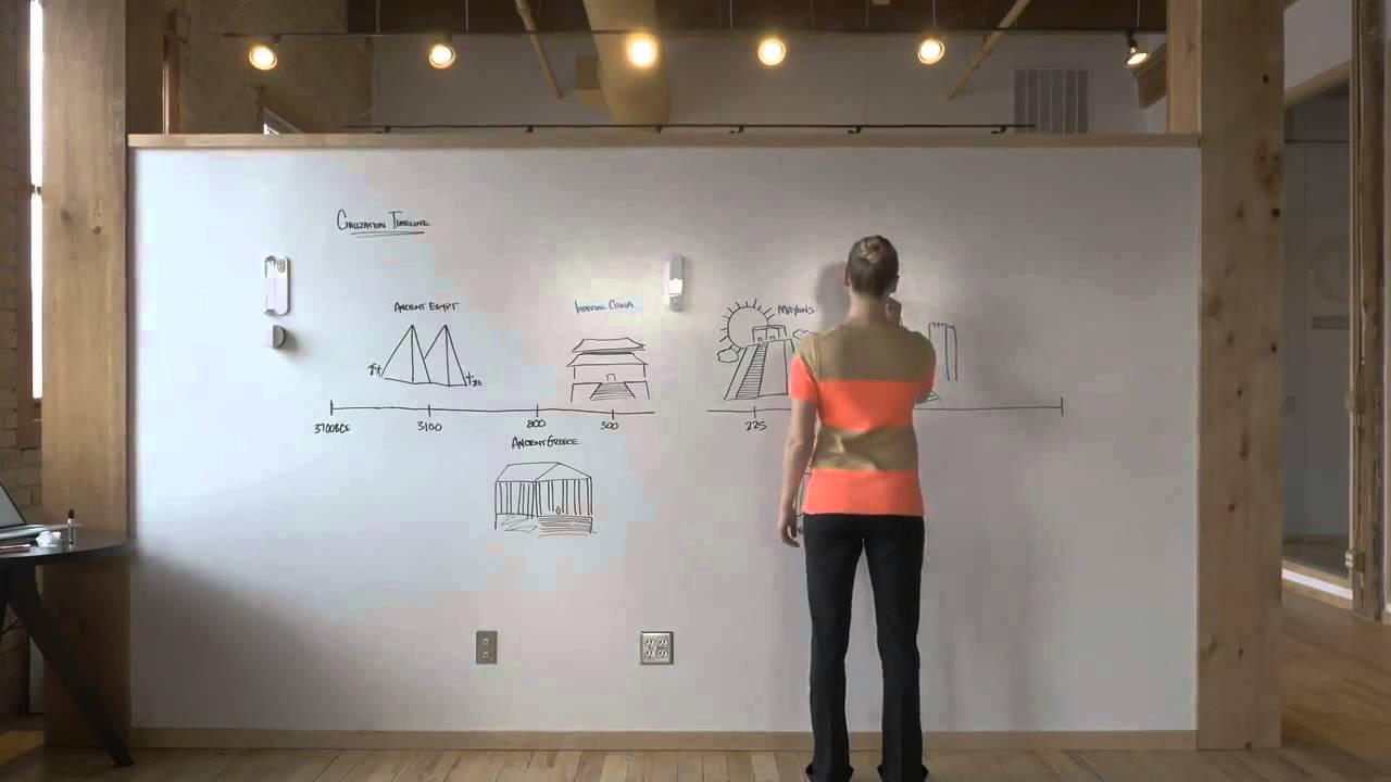 whiteboard  Staples