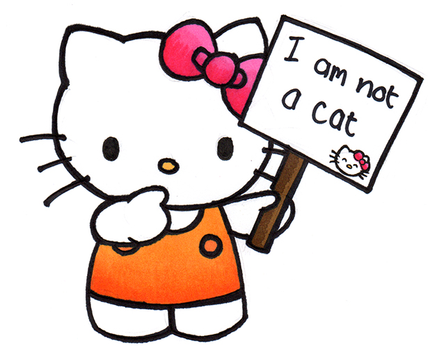 Hello Kitty Begins Her 40th Kitty